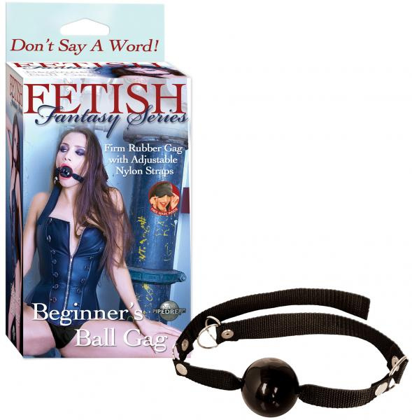 Fetish Fantasy Series - Beginner's Ball Gag